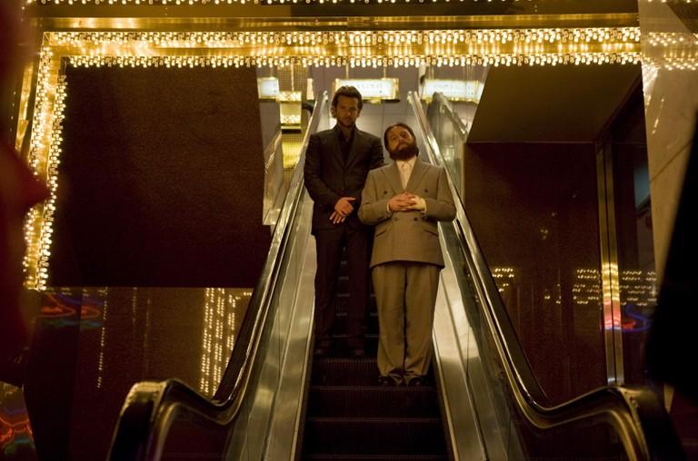 Bradley Cooper, Zach Gailifanakis The Hangover - 2009