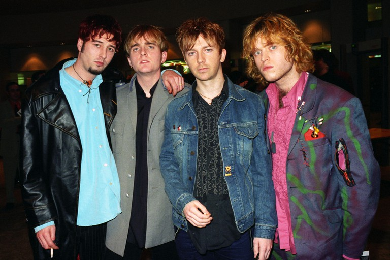1997 Brit Awards at Earls Court - 24 Feb 1997