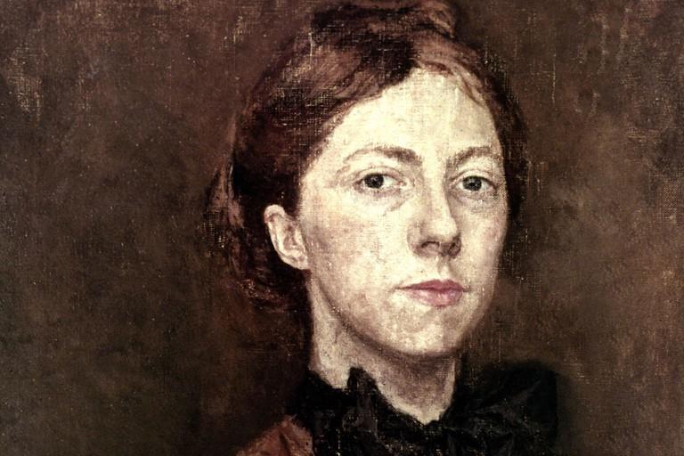 Gwen John, 'Self-Portrait', 1902