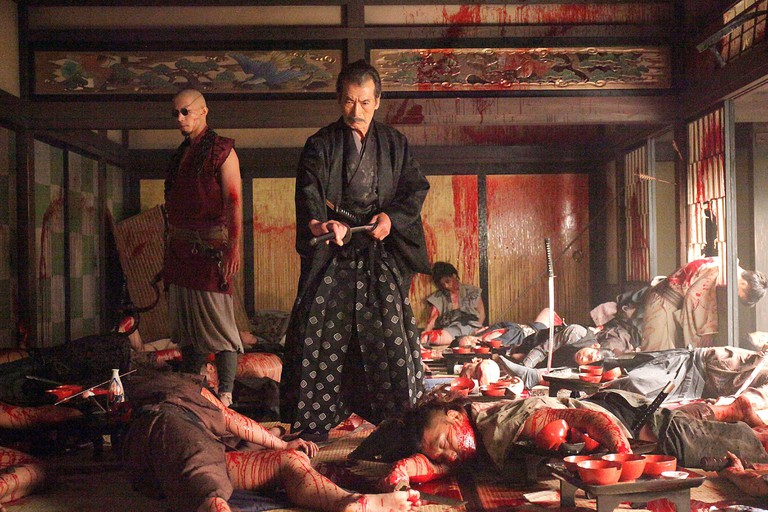 """Blade Of The Immortal"" Film - 2017"