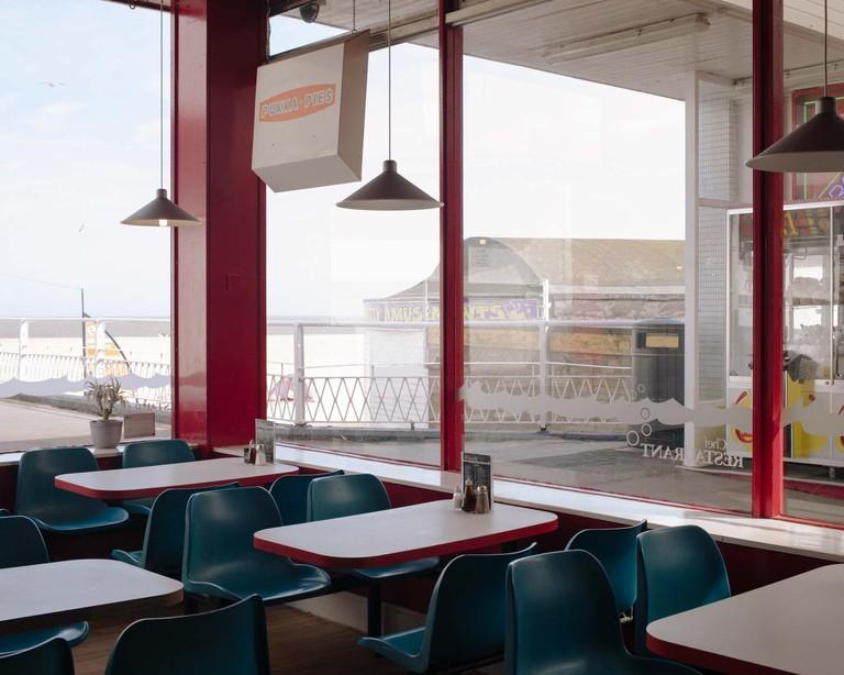 Sea Chef Restaurant, Great Yarmouth, 2018