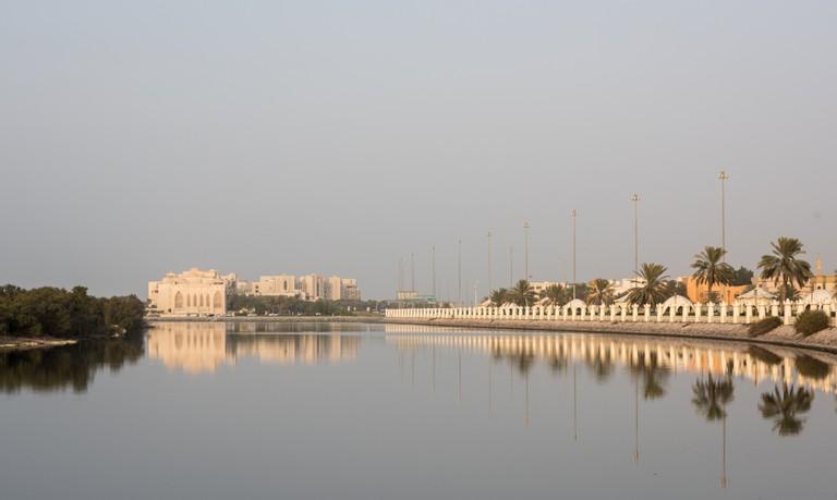 Eastern Mangroves Promenade