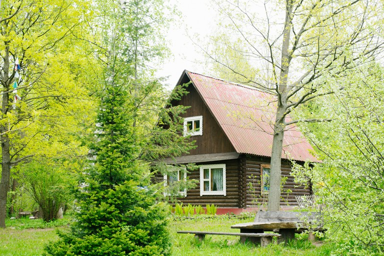 Country house in Minsk