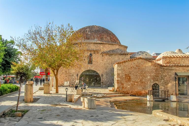 Turkish Bath at Muratpasa, Antalya.