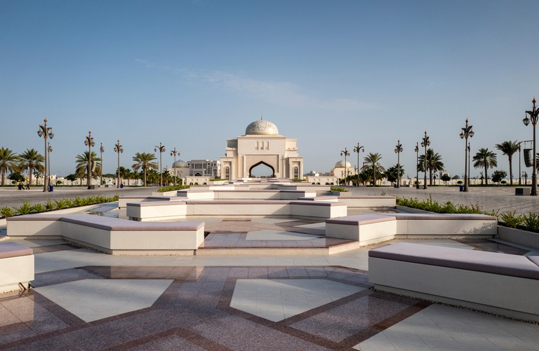 Qasr Al Watan in Abu Dhabi, UAE