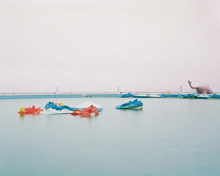 The Boating Pool, Ramsgate, 2010