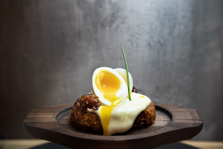 It's all about eggs at LAID Fresh