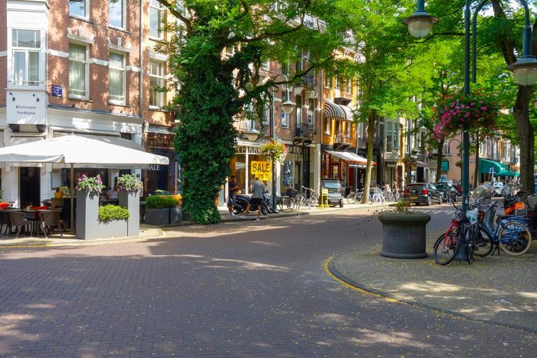 Cornelis Schuytstraat, Oud Zuid