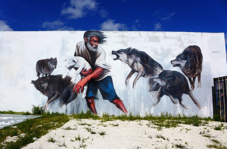 Evoca 1's 'Running with Wolves,' Miami