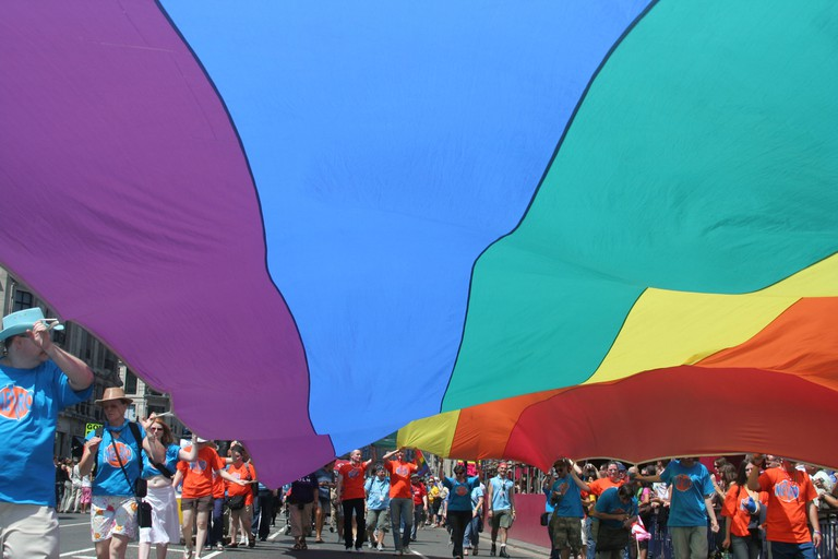 Gaypride in London