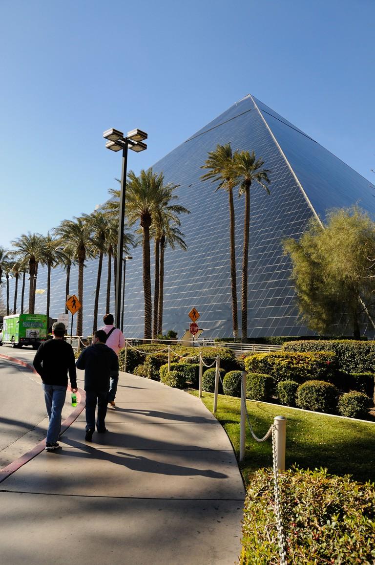 Luxor Hotel, Las Vegas, Nevada,