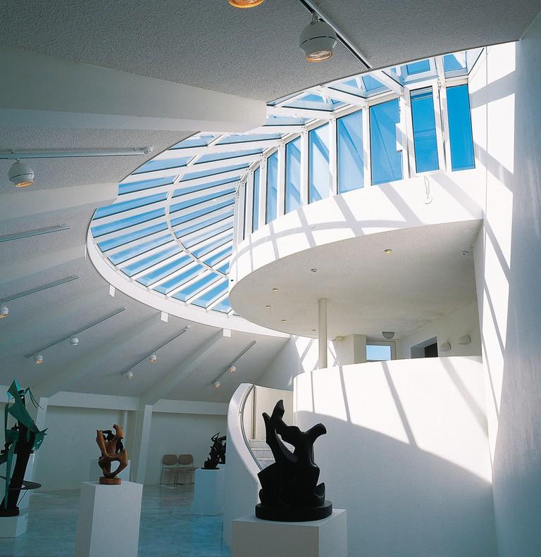 Asmundur Sveinsson Museum, Reykjavik Iceland