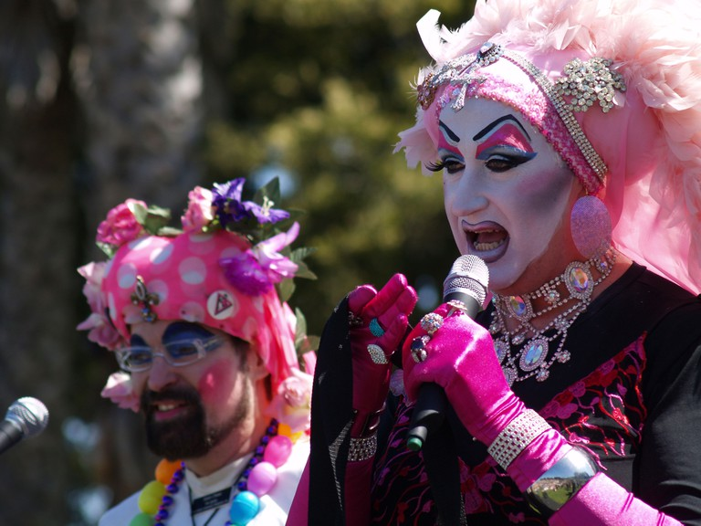 The Sisters of Perpetual Indulgence Easter Parade, San Francisco
