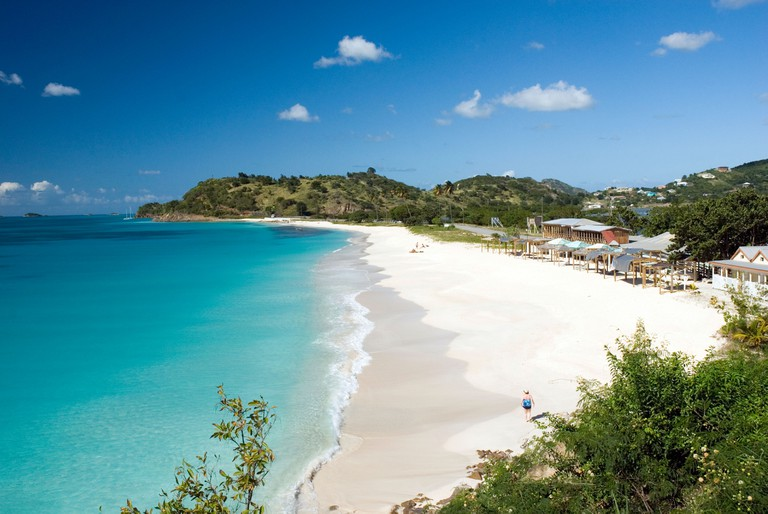 Darkwood beach, Leeward Islands, Antigua