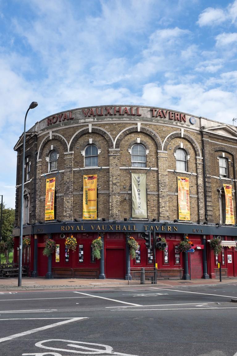 The Vauxhall Tavern London