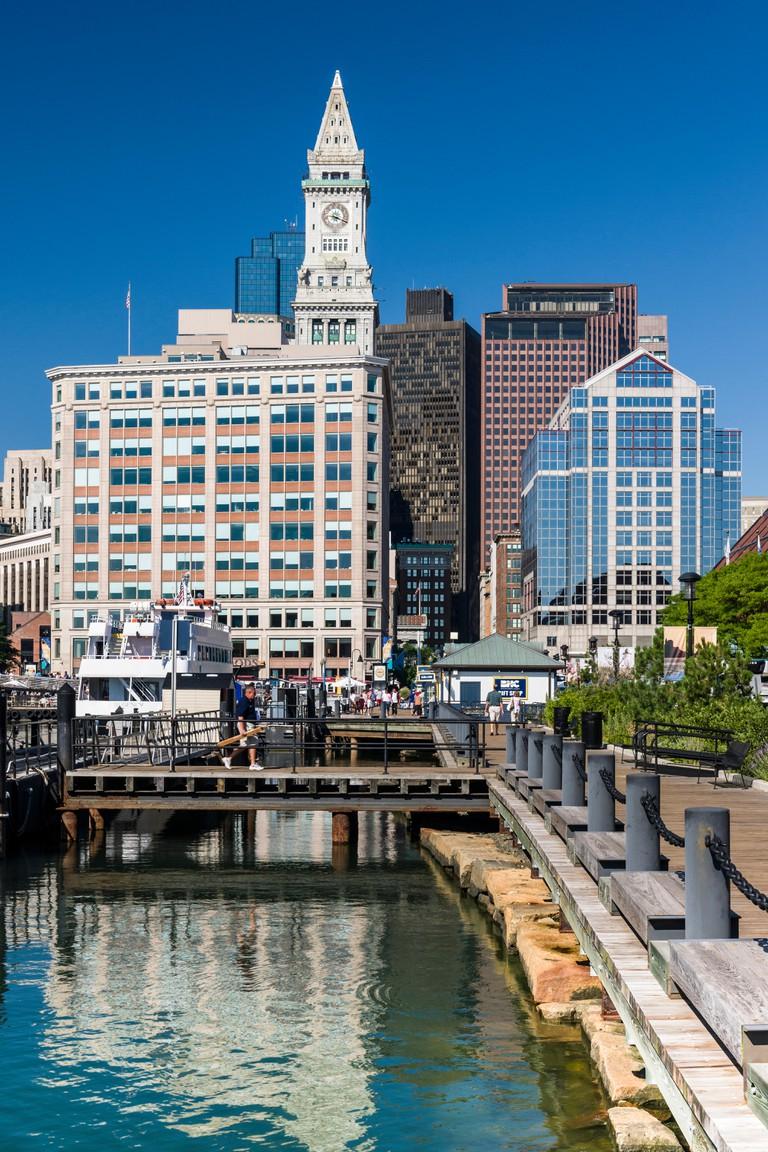 The Harbour, Boston, Massachusetts.