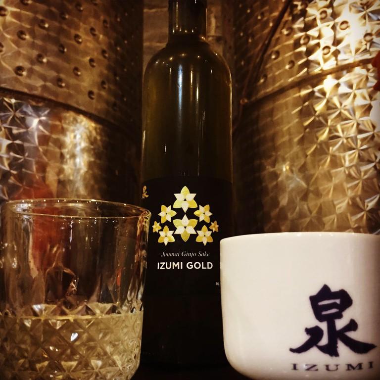 Izumi's sake