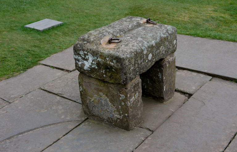 The Stone of Destiny was used in the inauguration of Scottish kings