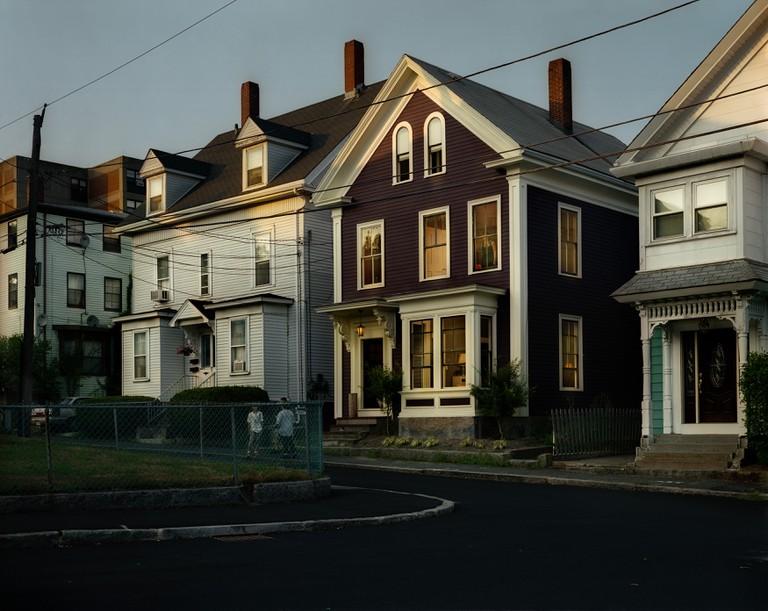 Hopper Redux, Gloucester Street, 2010