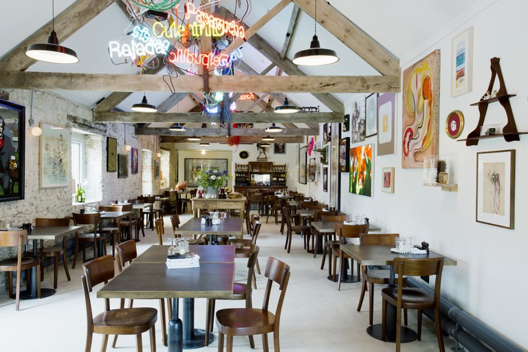 Roth Bar & Grill, Hauser & Wirth Somerset