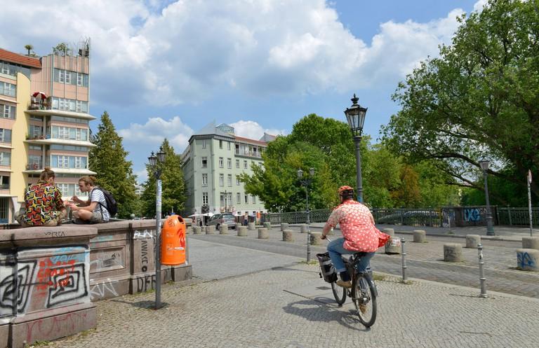Admiralbrücke, Berlin