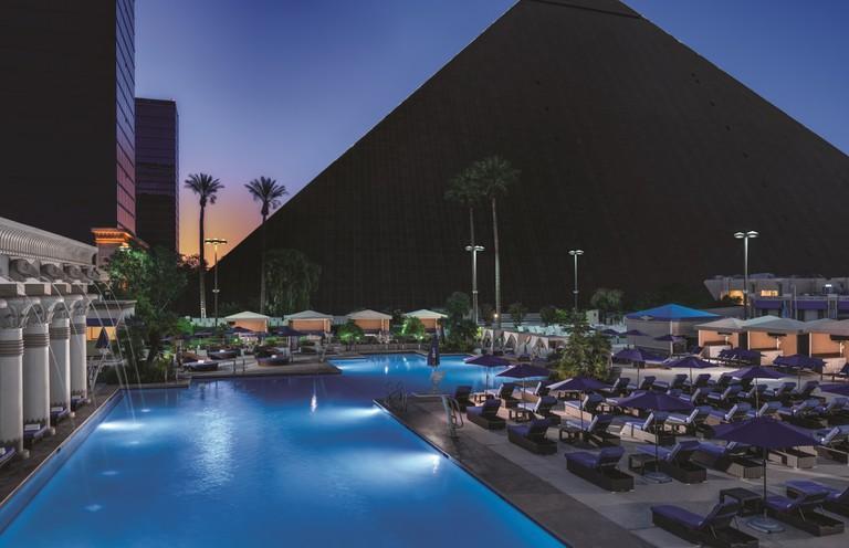 Luxor North Pool