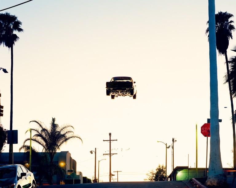 Matthew Porter, Sunset Boulevard , 2016; from Matthew Porter: The Heights (Aperture, 2019)