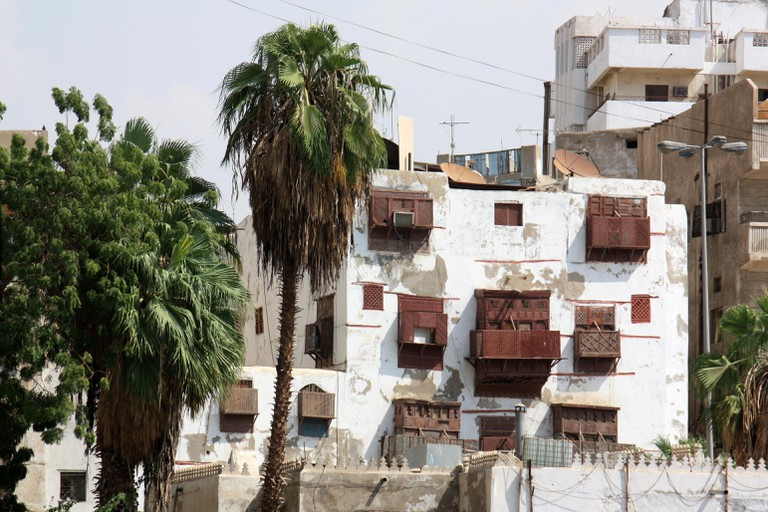 Coral House in Al Balad, Jeddah, Saudi Arabia