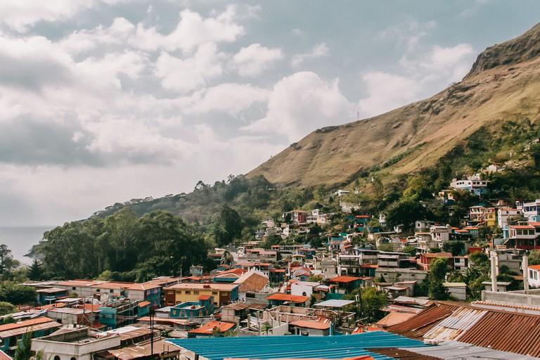 Santa Catarina-Guatamala