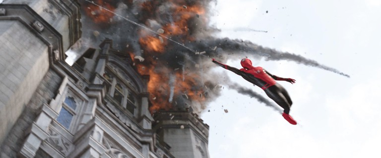'Spider-Man: Far from Home' Film - 2019
