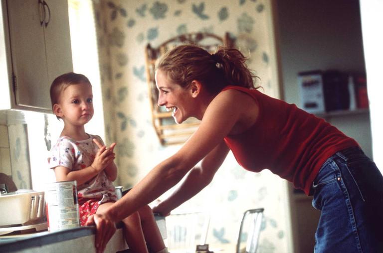 Julia Roberts in Erin Brockovich, 2000