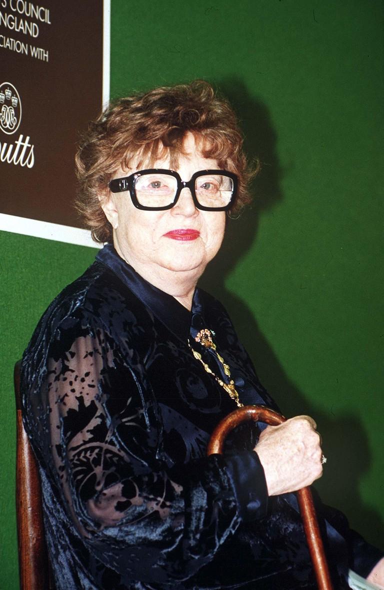 Dame Muriel Spark (1918 – 2006).
