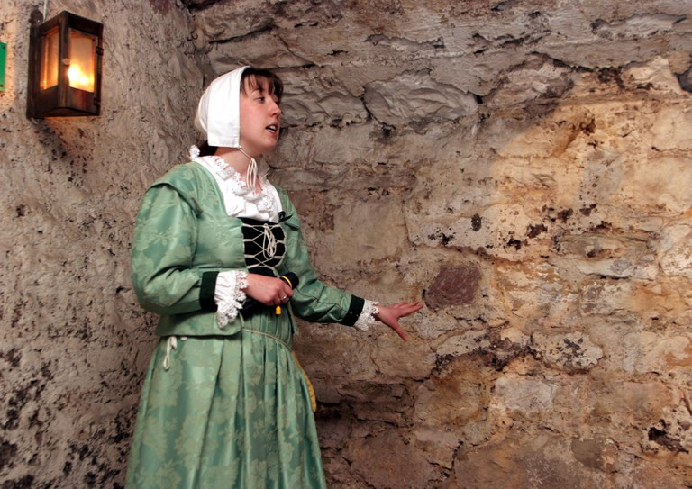 Step back in time to the 17th century at the Real Mary King Close