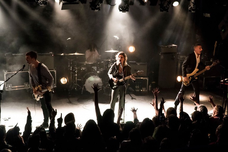 Wolf Alice in Concert - , Boston, USA - 10 Apr 2018