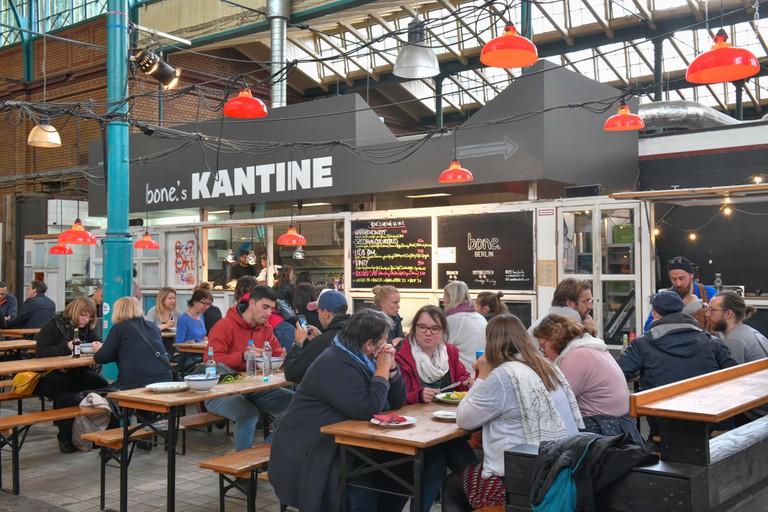 Bone's Kantine, Berlin