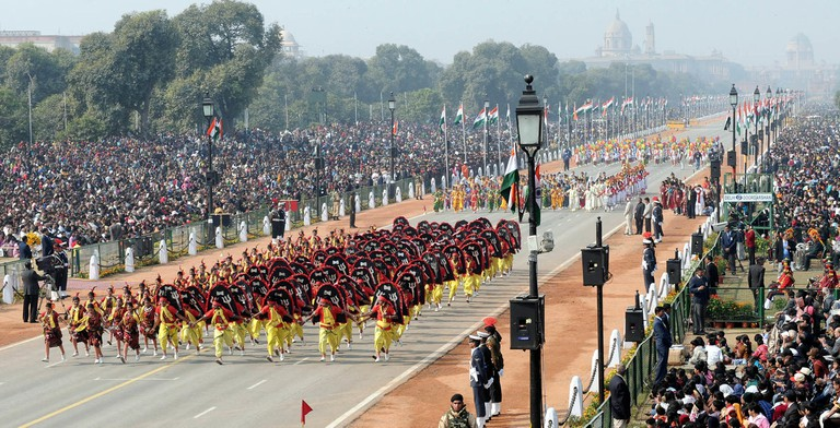 Independence Day parade, New Delhi