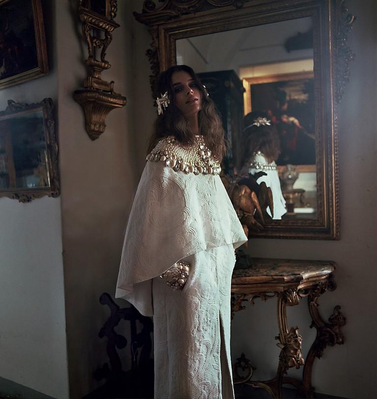 Model Lisa Bjorgen