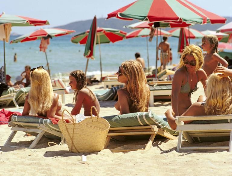 Saint-Tropez Beach