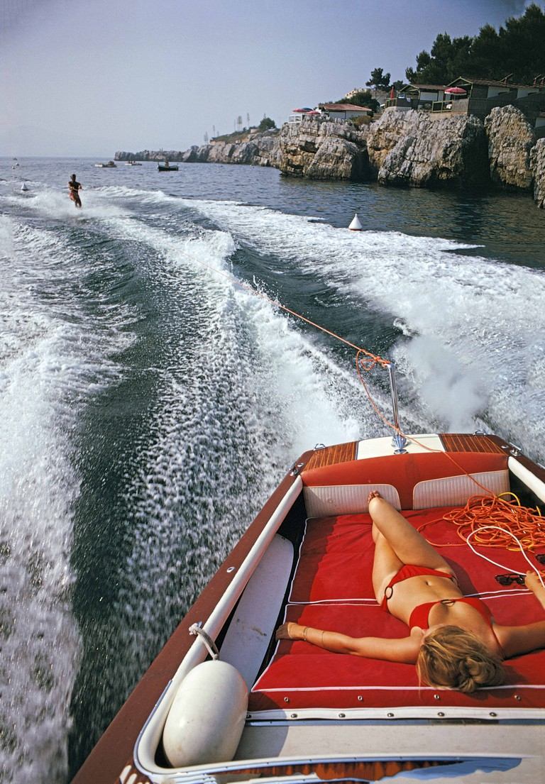 Leisure In Antibes