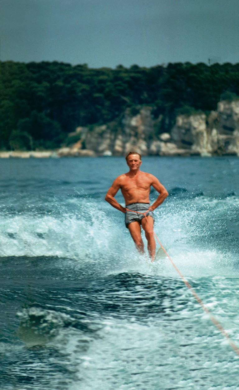 Water-Skiing Star