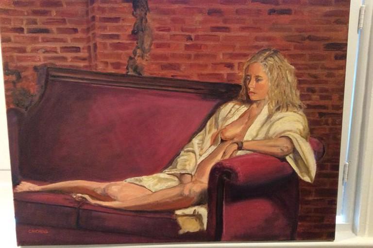 Amsterdam Nude Painting Workshop