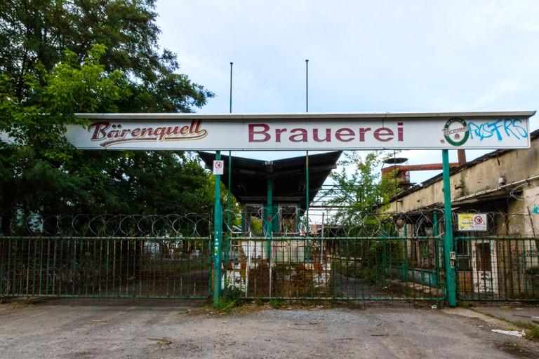 Bärenquell Brewery