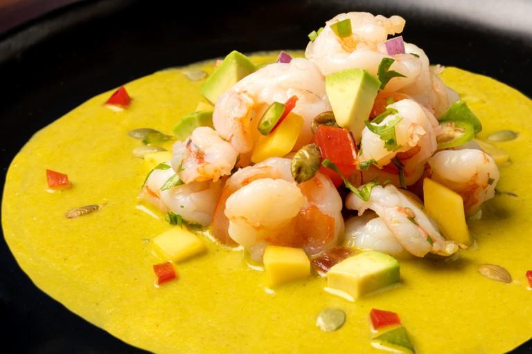 BAKAN specializes in Huastecan cuisine