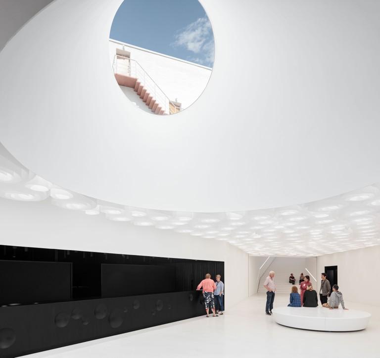 Amos Rex museum