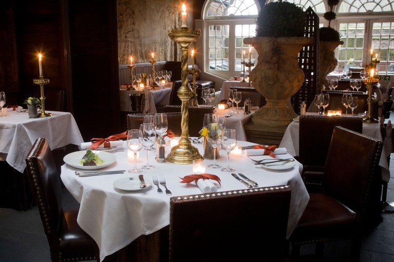 Witchery Restaurant Edinburgh Scotland