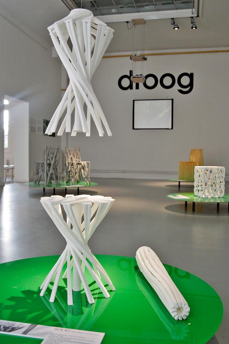 Interior Design Shop 'DROOG AT HOME', Amsterdam, Netherlands.
