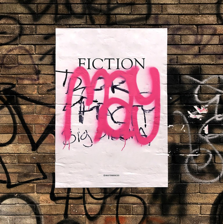 Bold Tendencies 2019 Fiction Programme