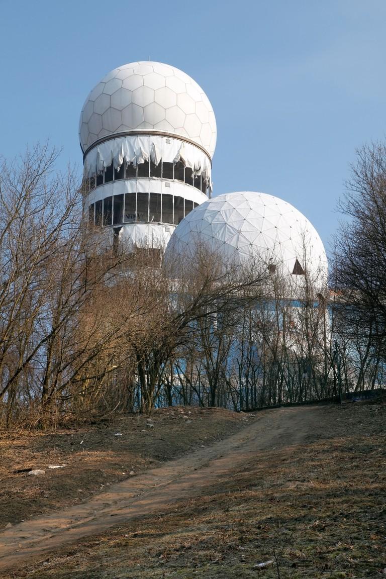 NSA Listening Station, Teufelsberg, Berlin, Germany