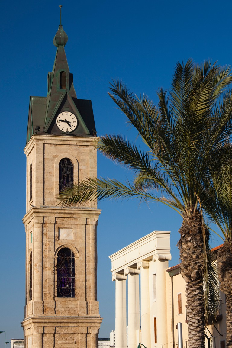 Jaffa Clocktower, Tel Aviv.