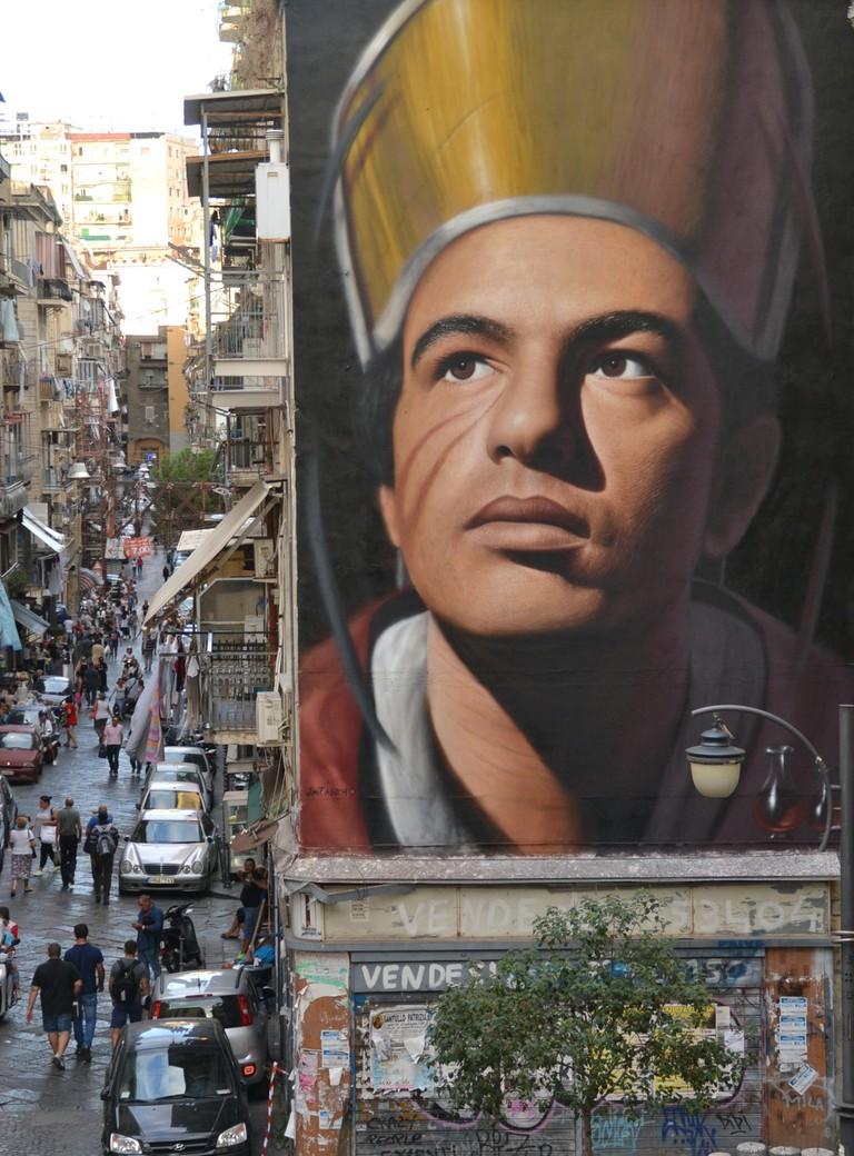 Jorit Agoch's Street Art